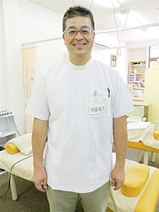 斉藤院長先生