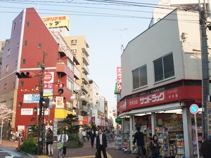 平井親和会商店街
