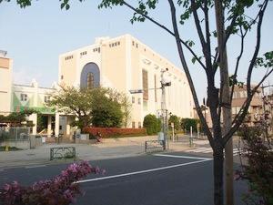 小松川小学校前